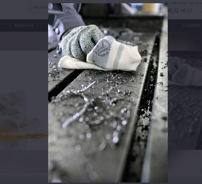 MEWA Textil-Management vous présente la lavette idéale pour les surfaces problématiques, un véritabl...