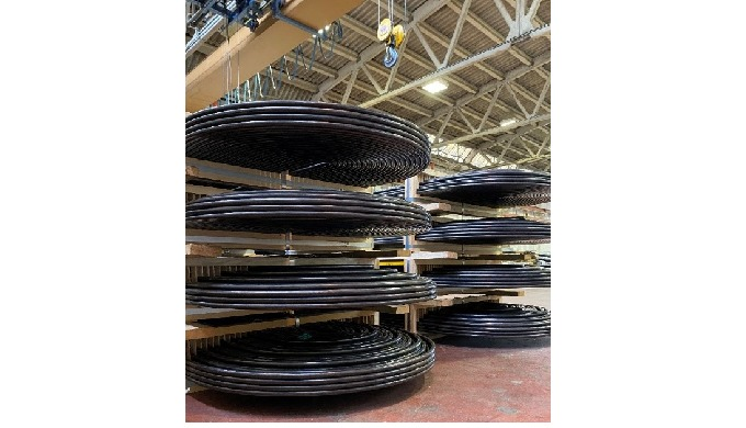 Pantani Tubi realizza tubi ad U per scambiatori di calore a fascio tubiero utilizzati principalmente...