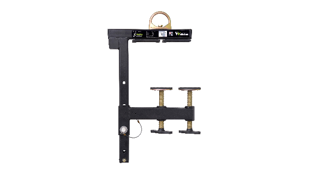Anwendung bei Mauerdicke von 60 bis 360 mm erlaubt, nach EN 795:2012 Typ B