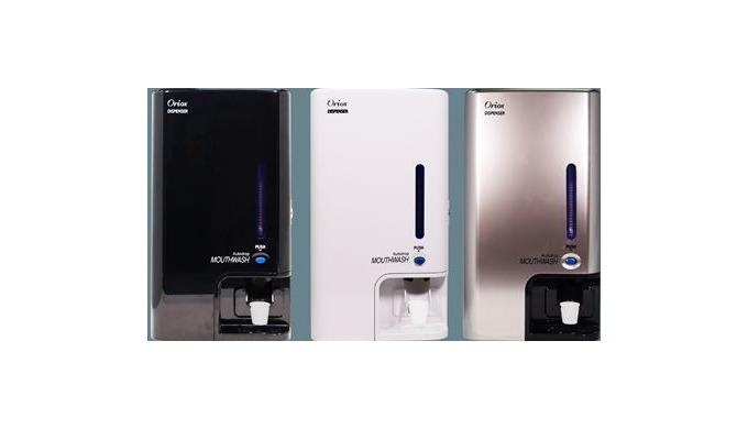 Auto Dispenser i Dental care products