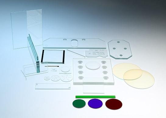 Teknisk glas er glas med særlige egenskaber. Der er mange muligheder indenfor teknisk glas. F.eks.: ...