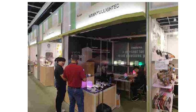 Participation in Hong Kong Gifts & Premium Fair