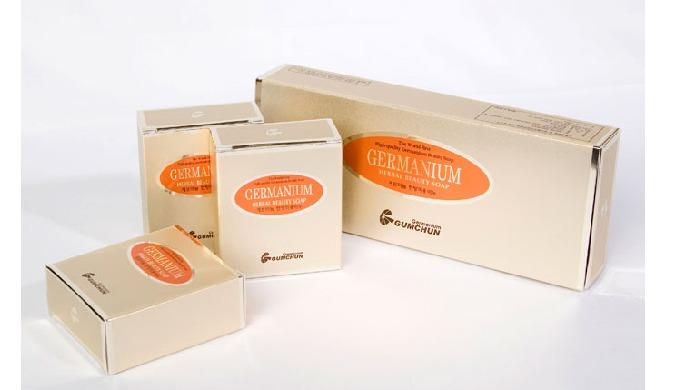 Gumcheon Sericite Germanium Soap   natural bar soap
