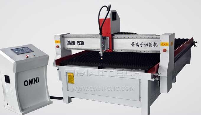 PLASMA & OXYGEN CUTTING MACHINE OMNI CNC plasma cutting machines are good at of smooth cutting edge ...