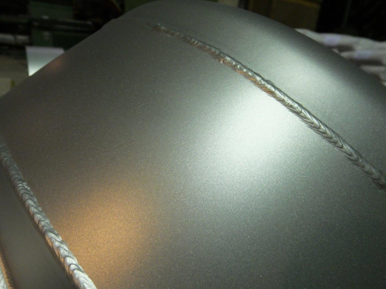 Výrobní služby a povrchové úpravy nerezových materiálů