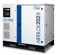 Šroubové kompresory Airblok, které využívají technologie frekvenčního měniče, zaručují snížení nákla...
