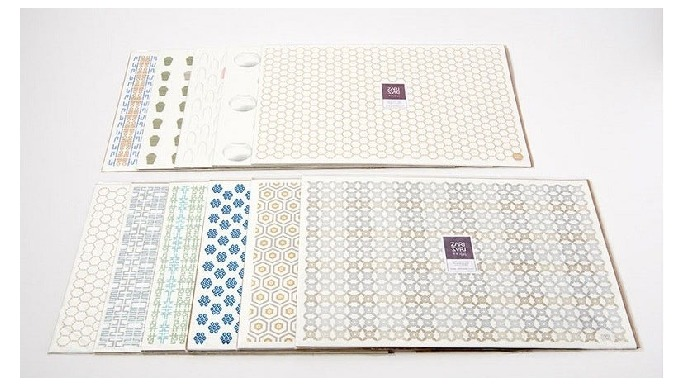 Modern Patterns Tablemat(L) | table mat