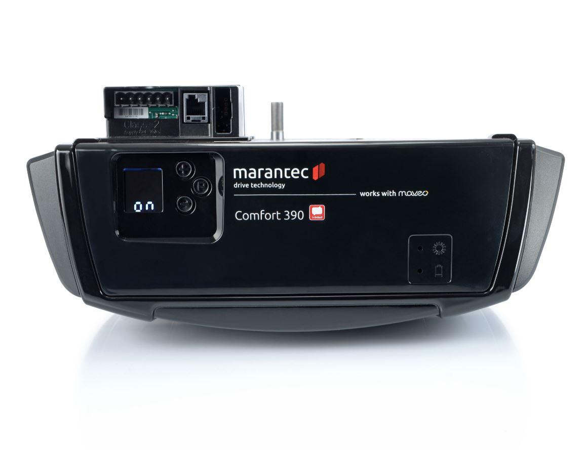 MARANTEC, spécialiste de technique d'entraînement made in Germany, vous propose l'opérateur de porte...
