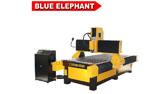 Blue Elephant 1025 3 axis woodworking engraving machine from china factory
