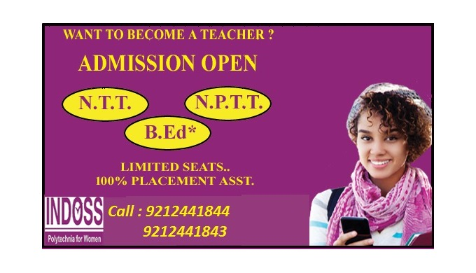 Become a fully certified Nursery Primary Teacher!!! Get trained by renowned teacher training Institu...