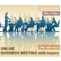 Online Business Conference with Chinese buyers