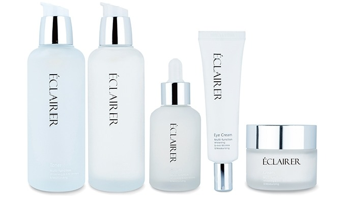 Facial Skin care Set(ECLAIRER)