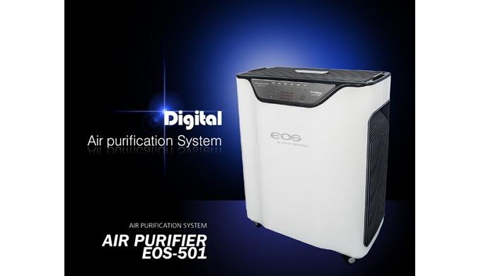 Digital Air purification System