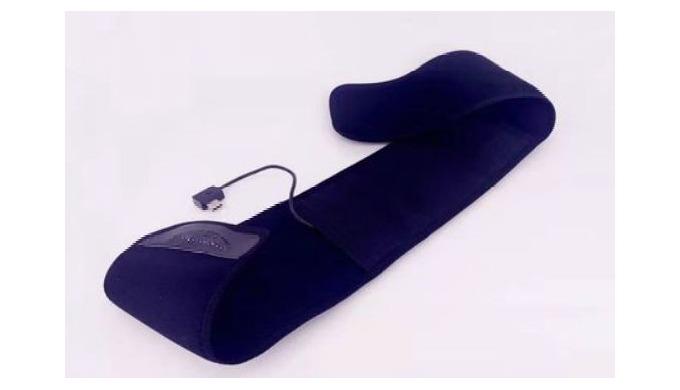 USB draagbare carbon verwarming tailleband