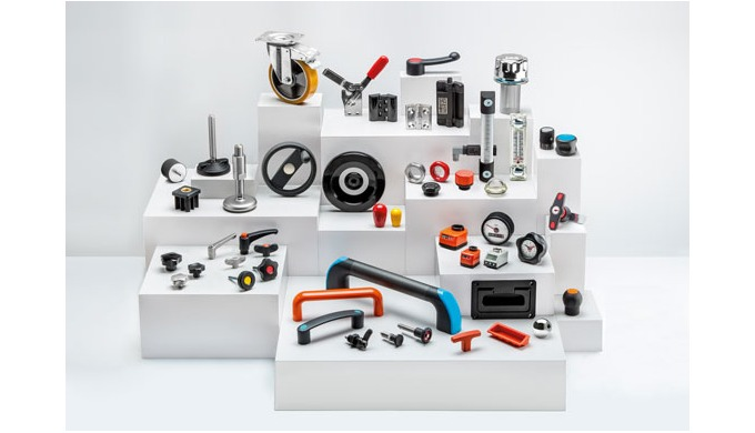 Elesa UK announce standard machine components for 2019