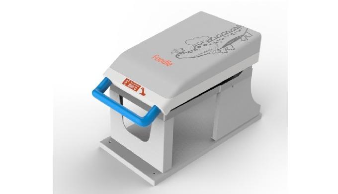 Foodie sealing machine, Tray sealing machine