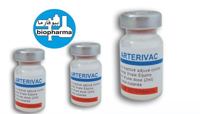 ARTERIVAC - vaccin inactive adjuve
