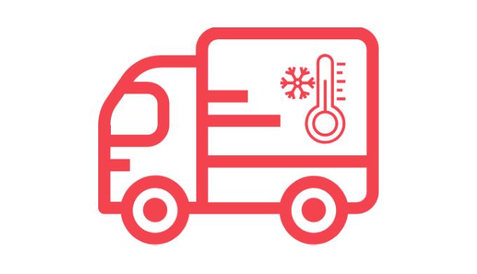 Le transport frigorifique vous assure une bonne conservation des produits frais durant leur livraiso...