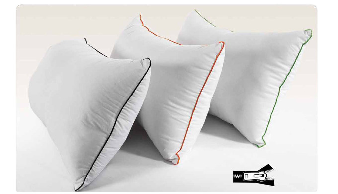 Polyester Siliconised Pillow