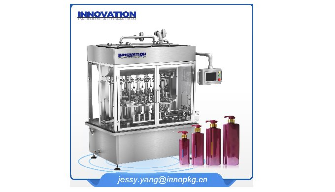 Overview: This product is suitable for filling liquid or semi-fluid products in the daily chemicals ...