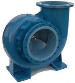 En centrifugalpump omvandlar rörelseenergi till tryckenergi. Enkelt uttryckt sätter pumphjulet fart ...