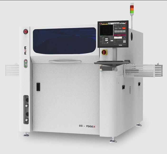 Machine de sérigraphie US-7000X