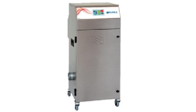 CEPELEC propose une offre complète d'extraction et de purification d'air pour tous les process élect...