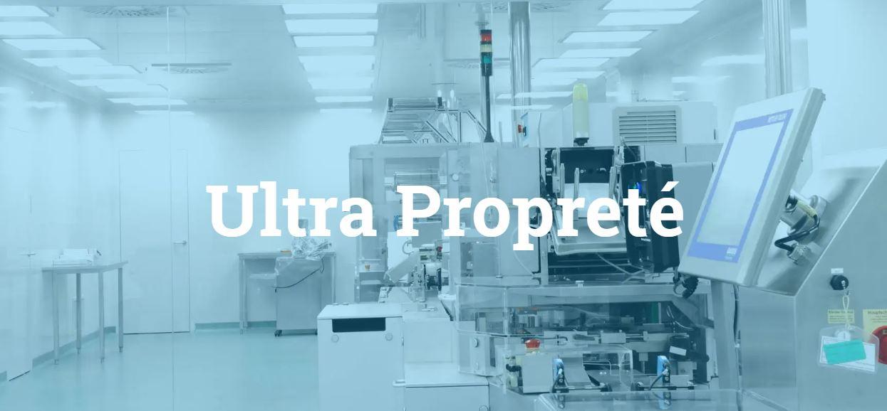 Ultra Propreté IGIENAIR