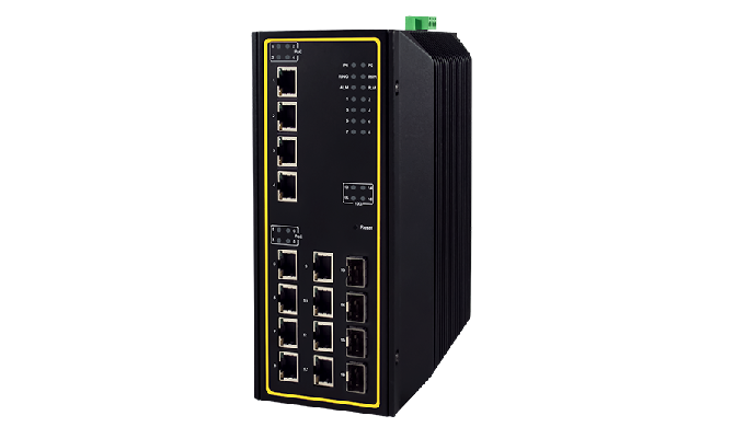 EHG7616 Series / Industrial Ethernet Switch / Industrial Managed Switch