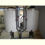 Matériel agricole , Citerne d'eau potable