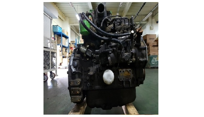 yanmar 4tne94 (secondhand diesel engine)