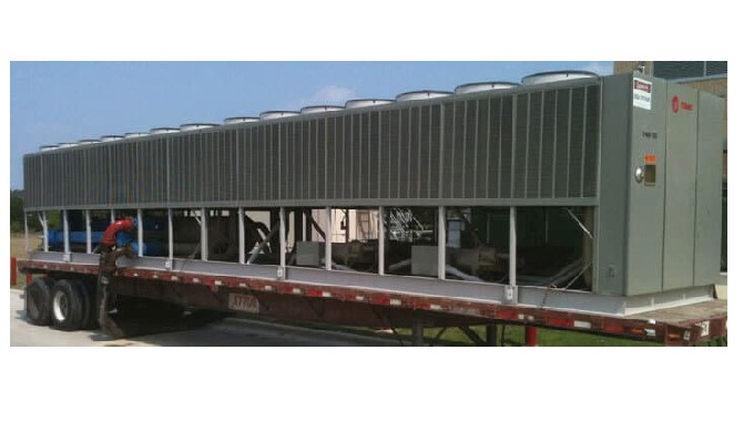 Chiller Rentals by CTCA can provide you with reliable temporary cold water for your building and or ...