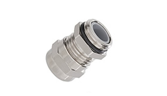 Brass, Nickel Plated Cable Glands