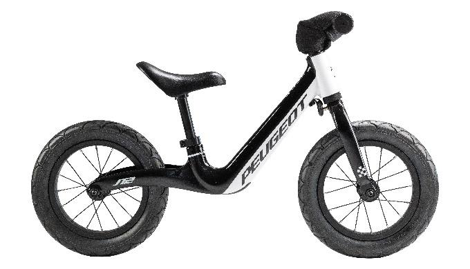 Apprenez à votre enfant à marcher et faites-lui découvrir le vélo avec cette draisienne J-12 adaptée...