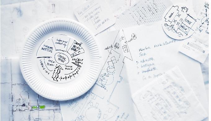 Unternehmen planen für eine erfolgreiche Zukunft. Bei modernen Planungsprojekten bilden die Unterneh...
