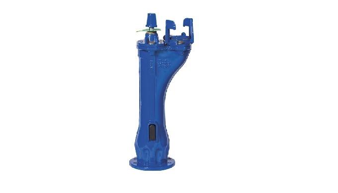 Podzemní vodárenské hydranty