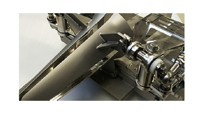 Andet udstyr På billedet til højre ses en vandafblæser, som typisk står i direkte forlængelse af en ...