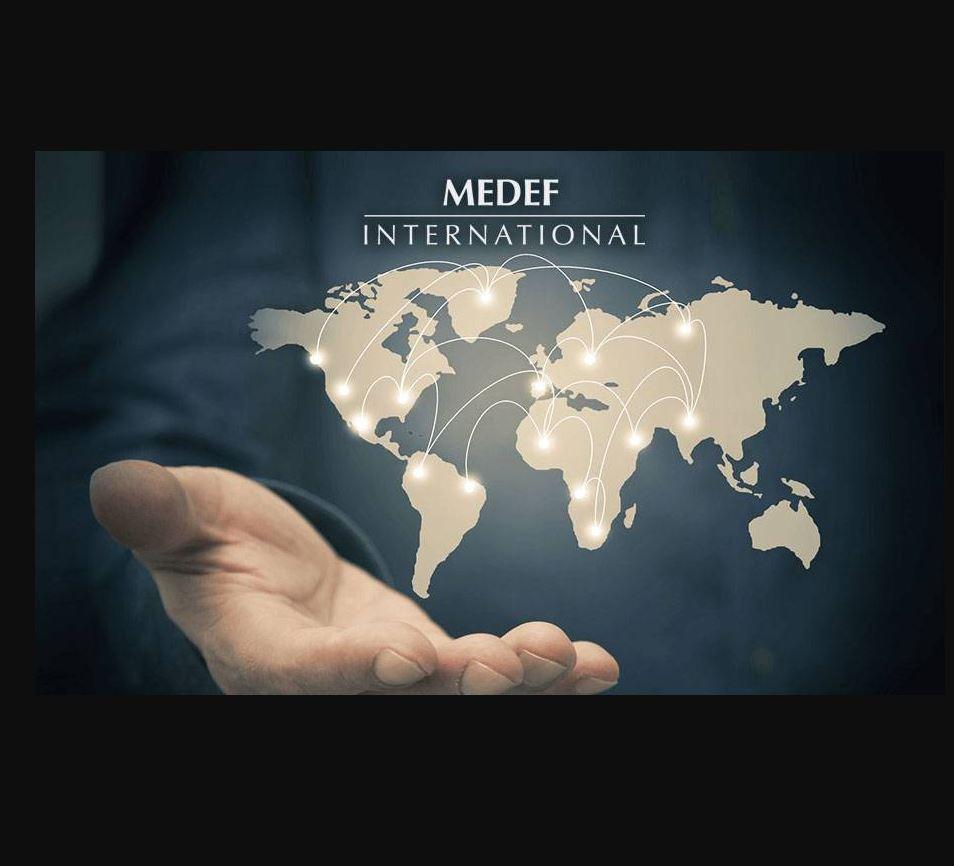 MEDEF International a pour mission de représenter et de renforcer les positions des entreprises fran...