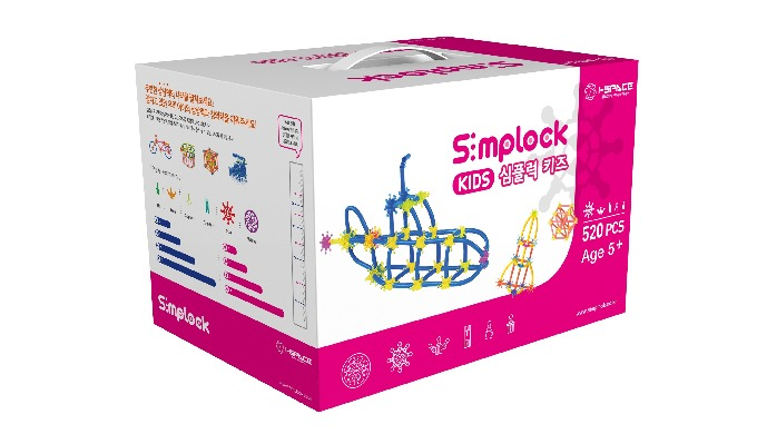 Simplock Kids/Simplock Kinder  | Building Toy