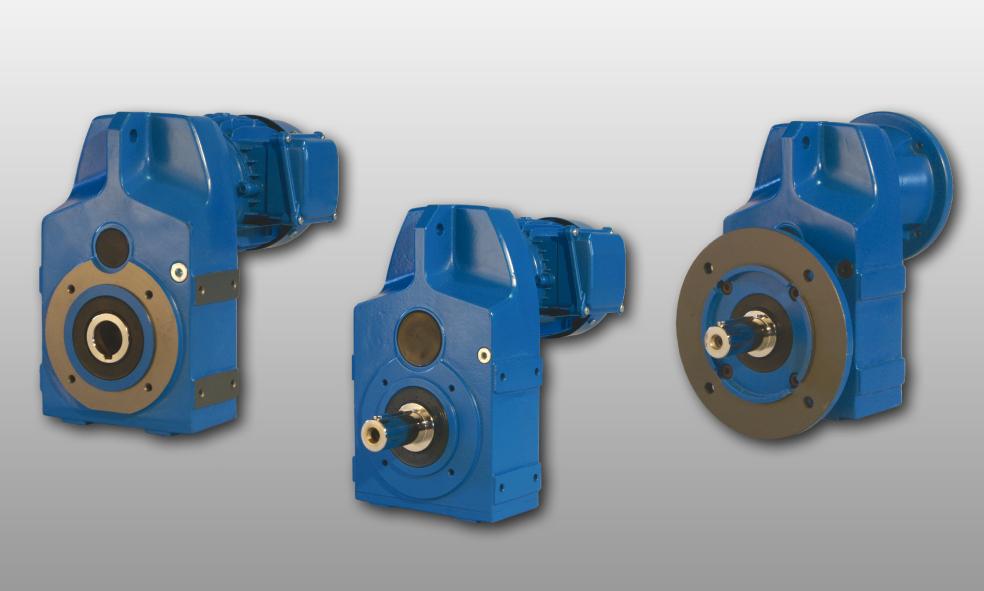 Flachgetriebe und Flachgetriebemotoren FG