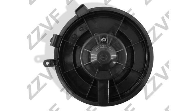 Apsildes ventilatora motors Nissan Qashqai (07-...)