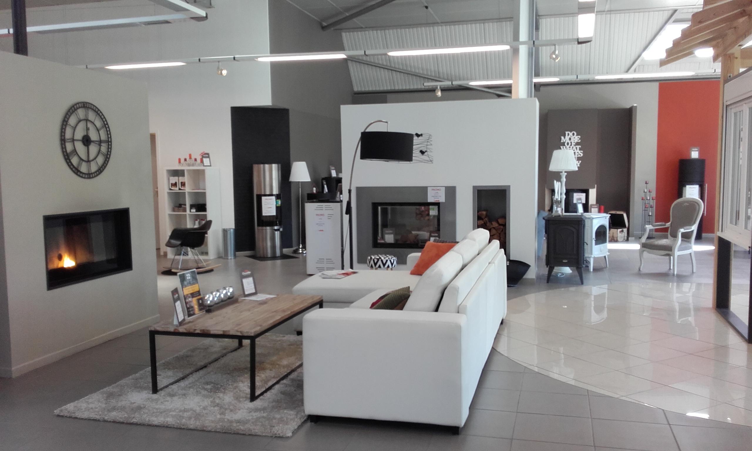 Nous vous accompagnons dans le choix de votre cheminée afin d'améliorer le confort de votre domicile...