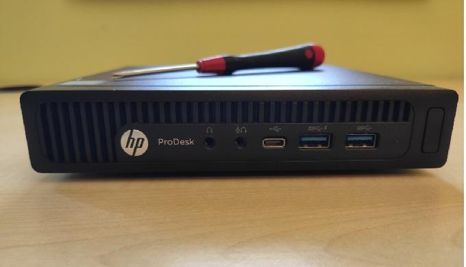 HP ProDesk 600 – tenyérnyi erő!
