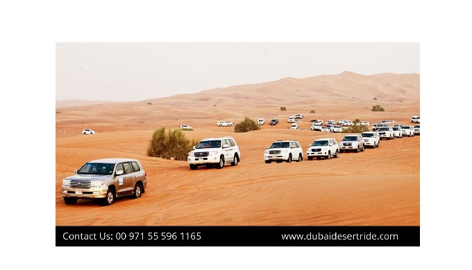 Book your loved desert safari in Dubai from Dubai desert ride at the best prices and enjoy the perso...