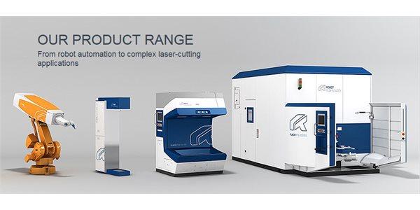 Specialist för innovativa laser-applikationer och robotautomation. ROBOT-TECHNOLOGY är ett företag, ...