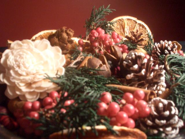 Christmas Fragrance Potpourri