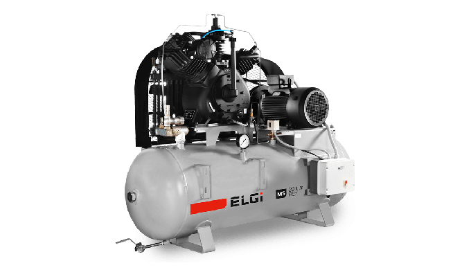 HIGH PRESSURE PISTON COMPRESSORS 3-20 HP / UPTO 60 BAR 3-20 HP HIGH PRESSURE RECIPROCATING COMPRESSORS