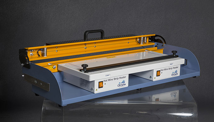 Plieuse Fil Chaud gamme 600S/1000S/1500S