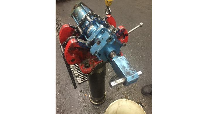 Réparation de vérins hydrauliques