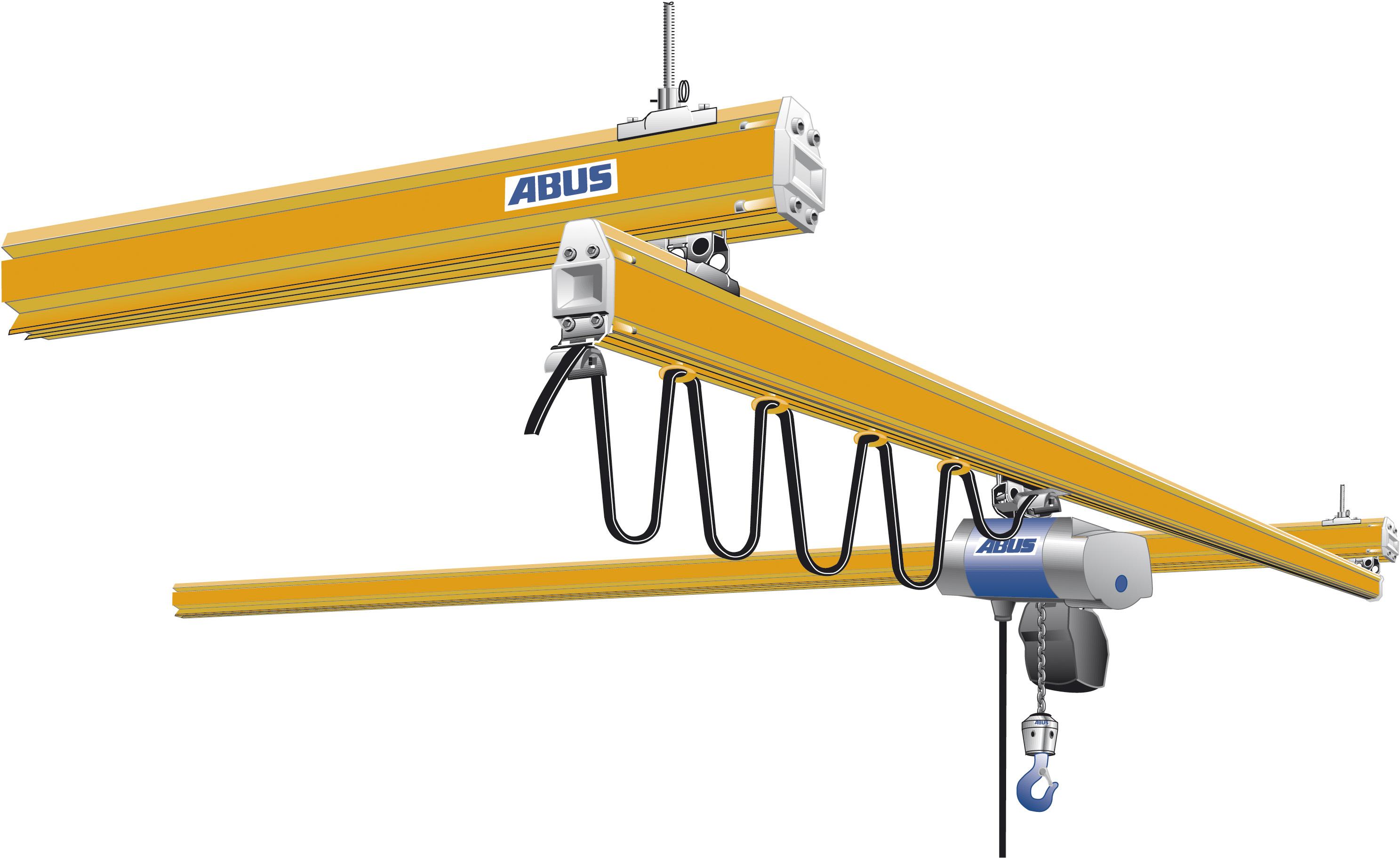 ABUS Hängebahn-System